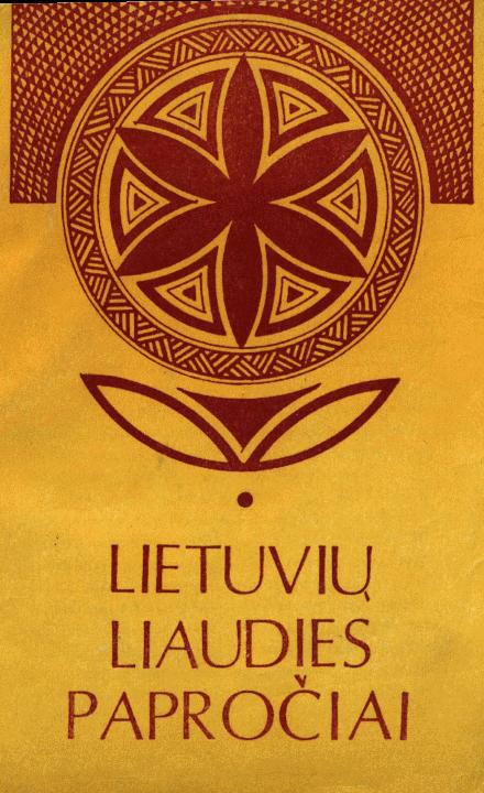 Lietuvių liaudies papročiai