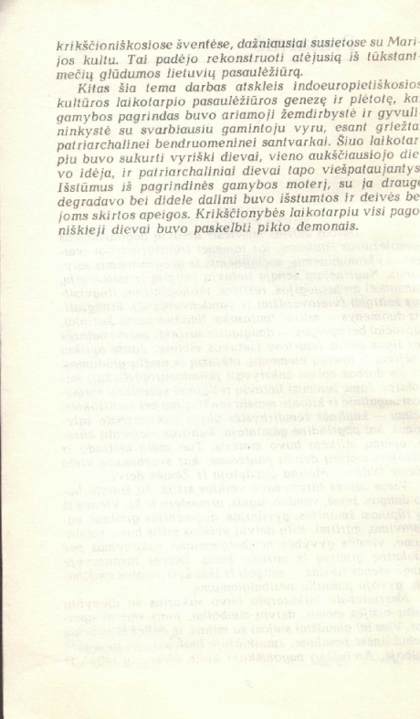 Pagonybė Lietuvoje-Pratarmė 2
