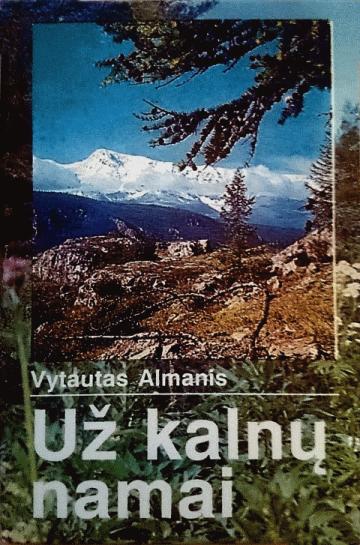 Už kalnų namai – viršelis
