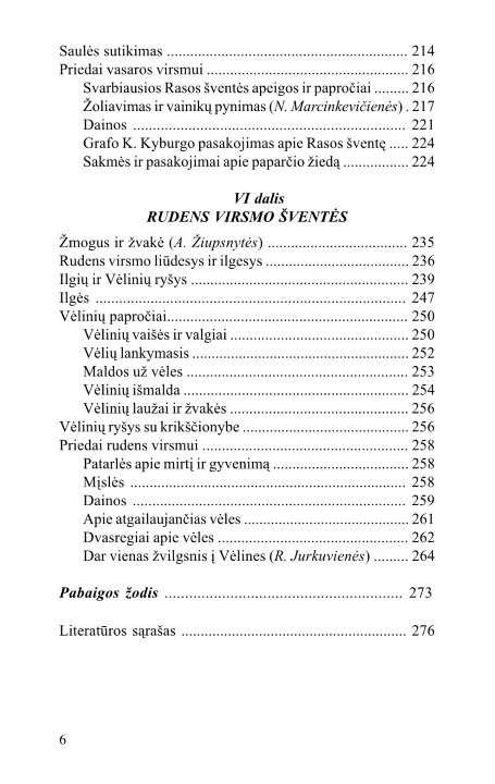 Turinys 4 – Rėdos knyga