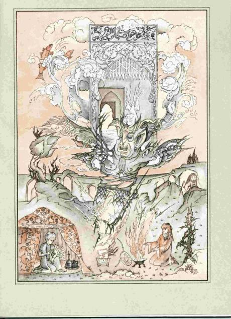 Šacharazados pasakos -211
